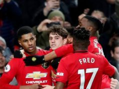 Man United players savour victory over Man City
