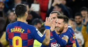 Messi scores 50th goal of 2019