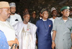 Information and Culture, Alhaji Lai Mohammed and others