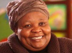 Rosie Mashale, founder, Baphumelele Children's Centre