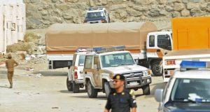 Saudi security kills two wanted terrorists