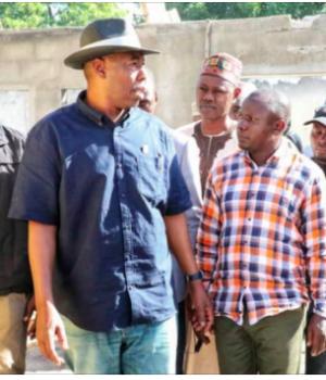 Gov. Zulum pays surprise visit to Marte, former Boko Haram stronghold