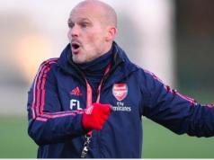 Freddie Ljungberg, Arsenal's interim coach