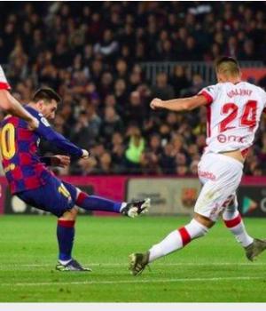 Lionel Messi has scored 35 La Liga hat-tricks, including four in 2019