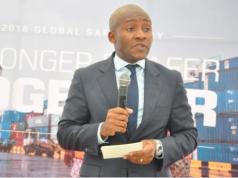 Gildas Tohouo, MD, Maersk Nigeria Limited