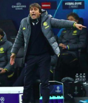 Antonio Conte joined Inter in May after being sacked by Chelsea in July 2018
