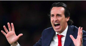 "Unai Emery said ""one bad month"" ended his Arsenal reign - and believes Mikel Arteta is the man to replace him"