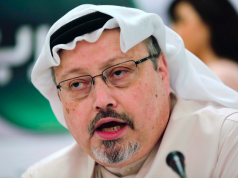 Journalist Jamal Khasoggi, killed by a yet to be identified assailant