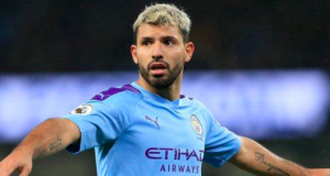 Aguero, almost irreplaceable - Guardiola