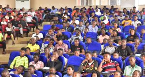 FUTA induction for new students