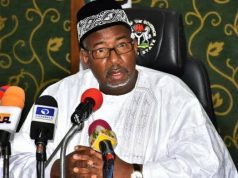 Governor Bala Mohammed of Bauchi State
