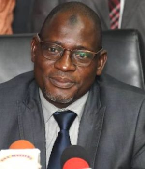 Muhammad Nami, new FIRS boss