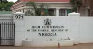 Nigeria High Commission, Accra