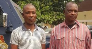 Fraudsters arrested by RRS