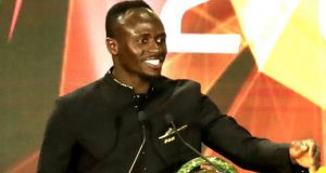 Sadio Mane, CAF Footballer of the Year