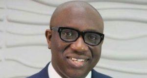 Samuel Egube, Lagos Commissioner for Budget