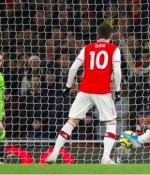 Nicolas Pepe shot Arsenal up against Man Utd