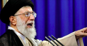 Iranian President Ayatollah Ali Khamenei