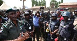 Mohammed Adamu, inspector-general of police,
