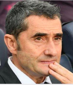 Ernesto Valverde, Barcelona coach