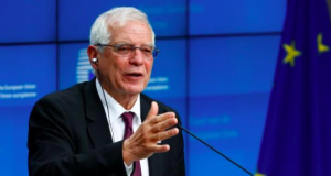 Josep Borrell, High Representative for Foreign Affairs and Security Policy and Vice-President of the European Commission