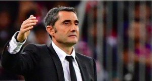 Ernesto Valverde ousted from Barca