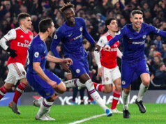 Arsenal, Chelsea London derby