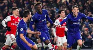Arsenal, Chelsea London derby