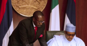 Babagana Monguno, national security adviser with President Buhari