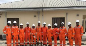 A cross-section of some of the Shell Nigeria Sabbatical and Research Internship participants
