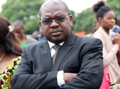 Minister of Health Chitalu Chilufya