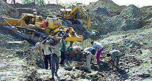 Illegal mining in Nigeria
