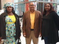 Rebecca Sharibu, Obi and Dr Gloria Samdi Puldu