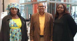 Rebecca Sharibu, Obi and Dr Gloria Samdi Puldu