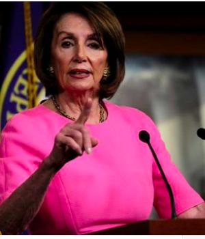 Nancy Pelosi, U.S. House of Reps