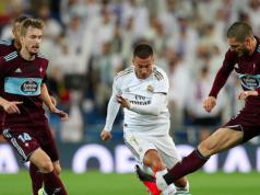 Celta Vigo held Real Madrid
