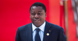 Faure Gnassingbe of Togo