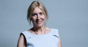 British MP Nadine Dorries