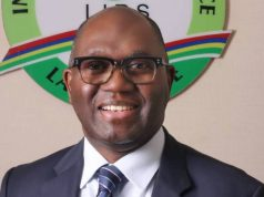 Chairman of Lagos State Internal Revenue Service, LIRS, Ayodele Subair