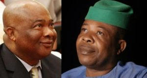 Gov. Uzodinma and Emeka Ihedioha