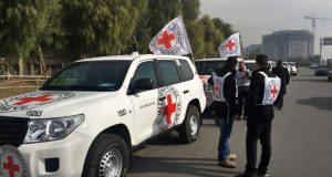 International Committee of the Red Cross, ICRC