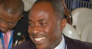 Prof. Jesse Abiodun Otegbayo, UCH CMD