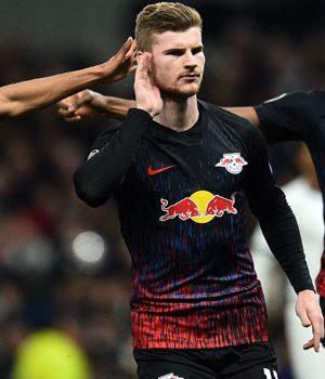 Leipzig beat Tottenham Hotspur