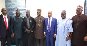 NIMASA new board with ex-NIMASA boss Dakuku Peterside