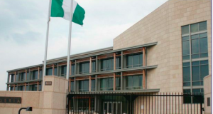 Nigerian embassy in U.S