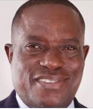 Victor Giadom, APC Acting National Secretary
