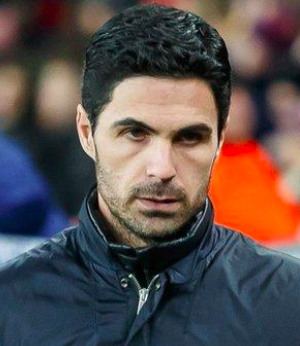 Mike Arteta, Arsenal manager