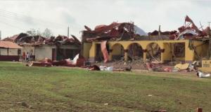 Akure explosion site