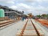 Lagos-Ibadan rail track