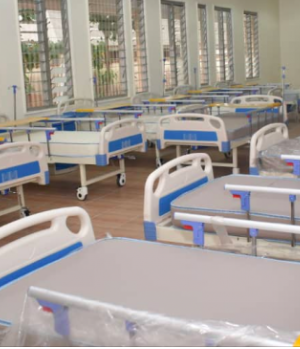 Infectious diseases ward